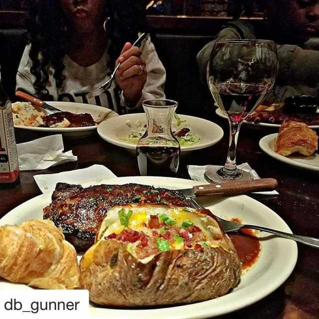 Repost dbgunner with repostapp  My lawwdNew York Strip mediumhellip
