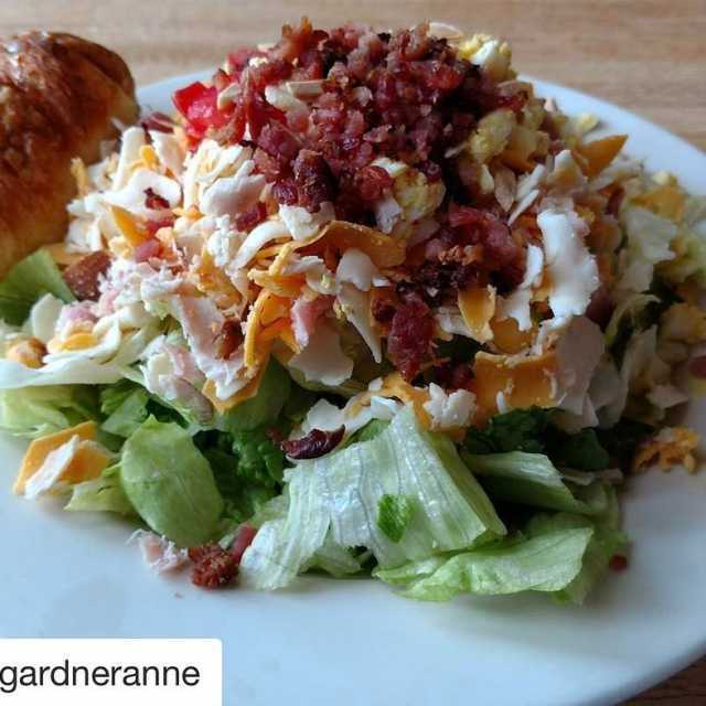 Repost gardneranne with repostapp  If a salad has ahellip