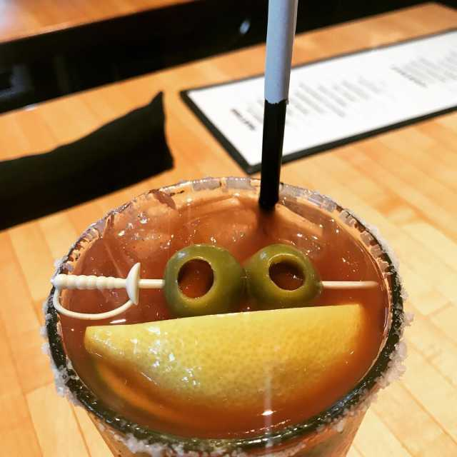 Have a HAPPY Sunday! californiadreaming kennesaw bloodymary sundayfunday