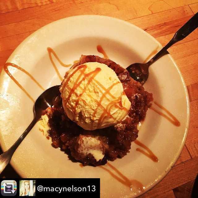Repost from macynelson13 using RepostRegramApp  yummy getinmybelly cheatmeal applegoodnesshellip