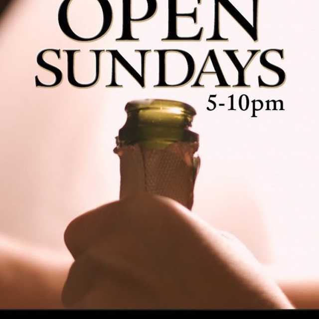 Chophouse47 is now open on Sundays beginning this weekend 1211hellip