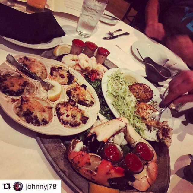 Repost johnnyj78 with repostapp  Round 2 chophouse47 yeahthatgreenville foodiehellip