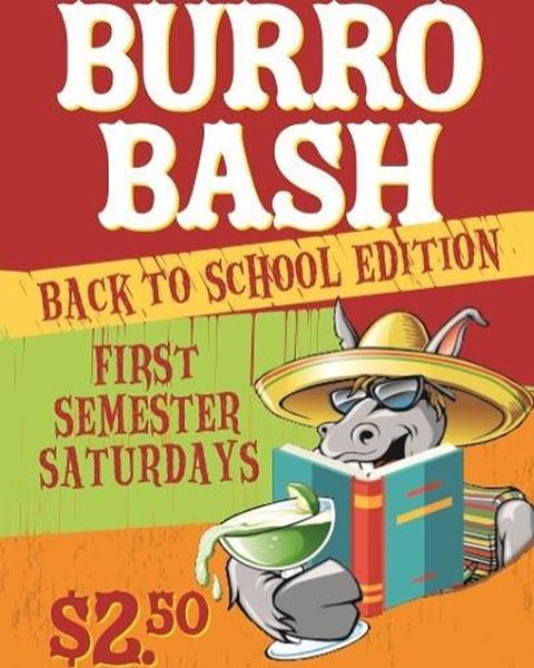 Burro Bash  Back to School edition Lets do thishellip