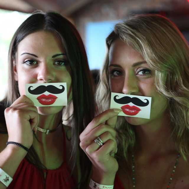 We mustache you a question Whos excited for back tohellip