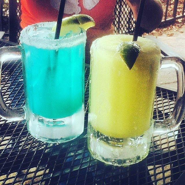 Trick r Drink! Celebrate Halloween with 2 for 5 margaritashellip