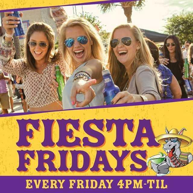 Its Friday Lets FIESTA! DJ Happy Hour Specials Grab yourhellip
