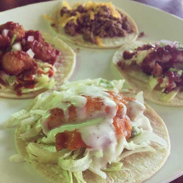 Be happy its TacoTuesday! Enjoy 1 tacos at BurroLoco Beginninghellip