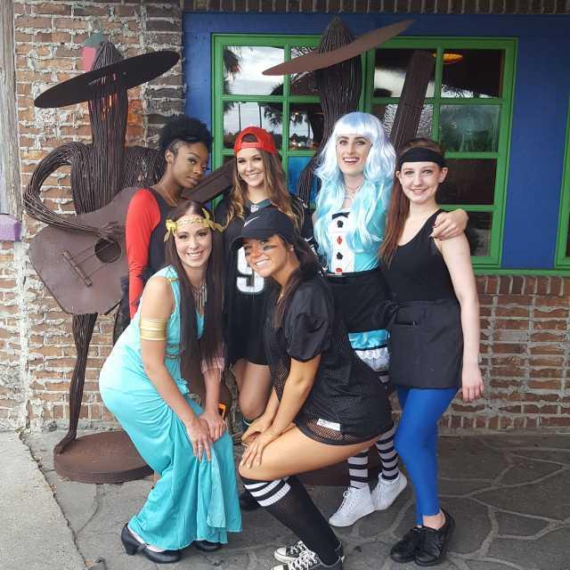 Happy Halloween MyrtleBeach! BurroLoco Halloween Boo mymyrtlebeach