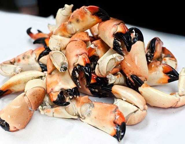 Introducing StoneCrabs at GulfstreamCafe! See you this weekend!
