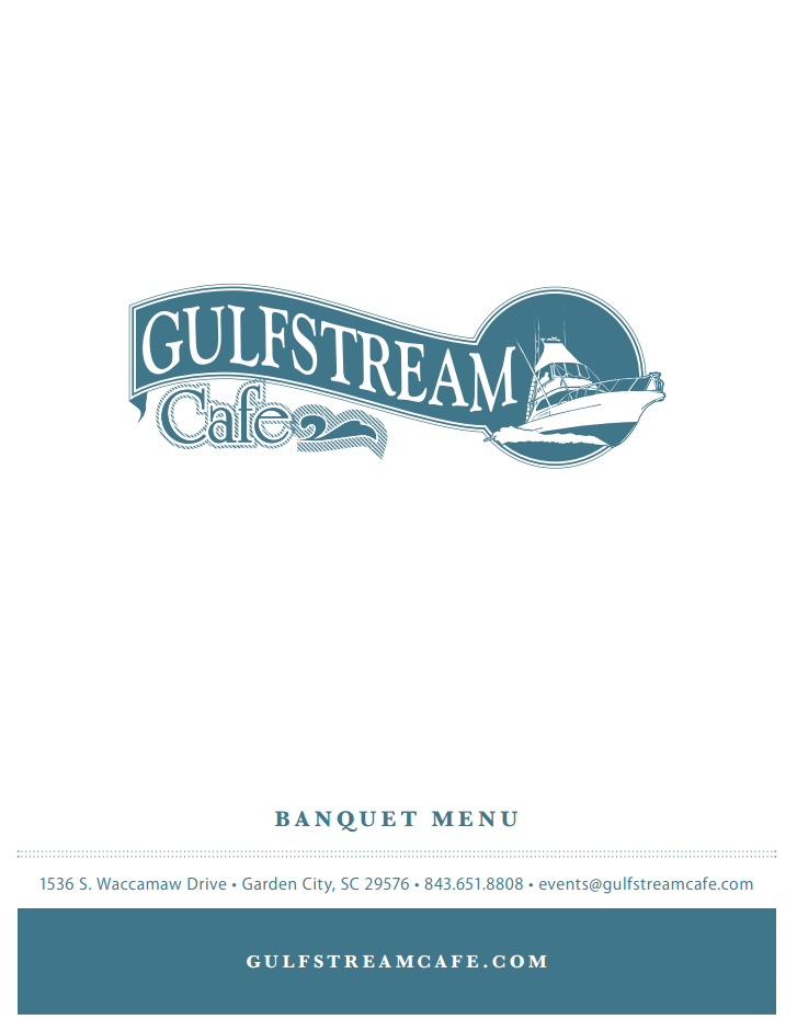 Events Catering Gulfstream Cafe