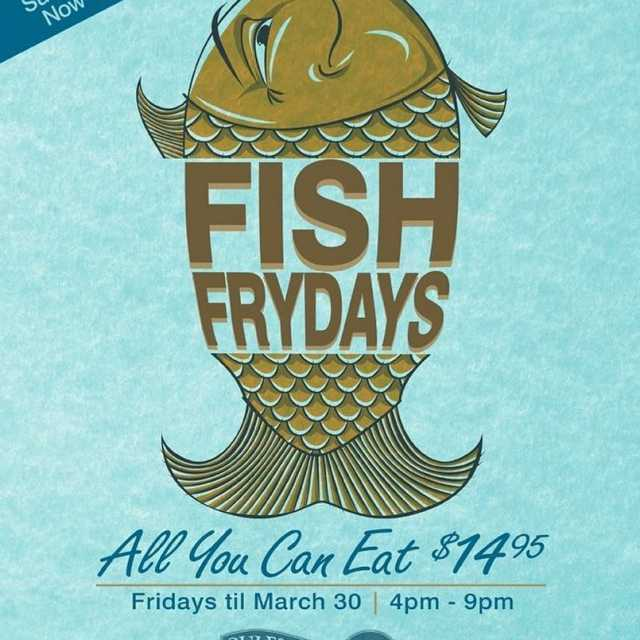 Fish Frydays are back at GulfstreamCafe See you Friday nighthellip