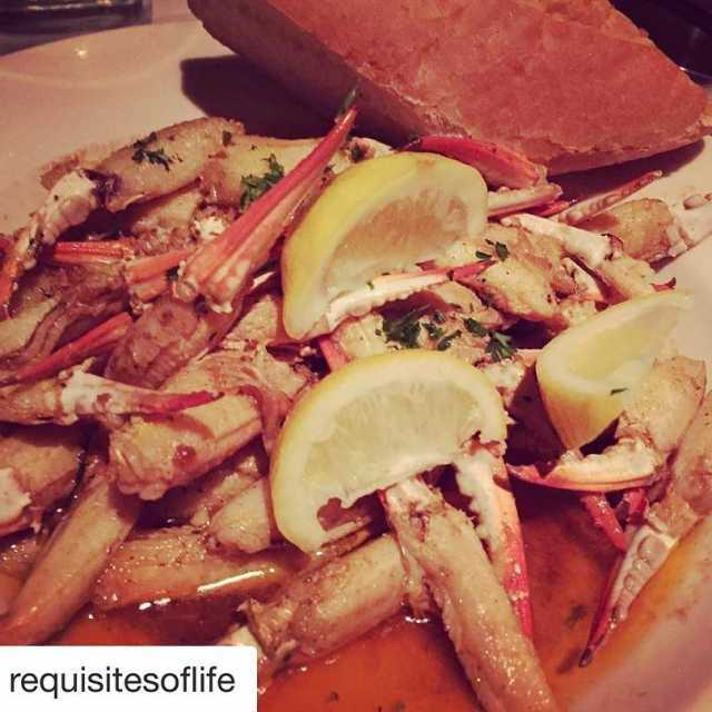 Repost requisitesoflife with repostapp  Had crab claws for dinnerhellip