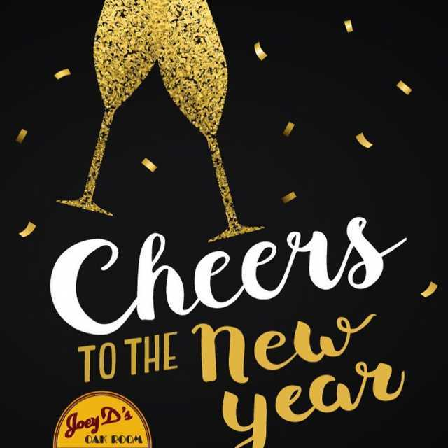 Ring in 2018 at JoeyDsOakRoom! For reservations call 770 5127063hellip