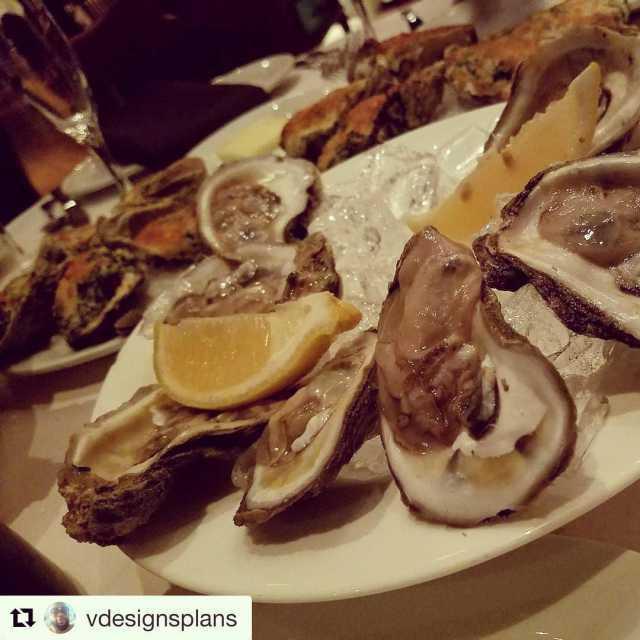 Repost vdesignsplans with repostapp newyorkprime oysters foodie atlanta