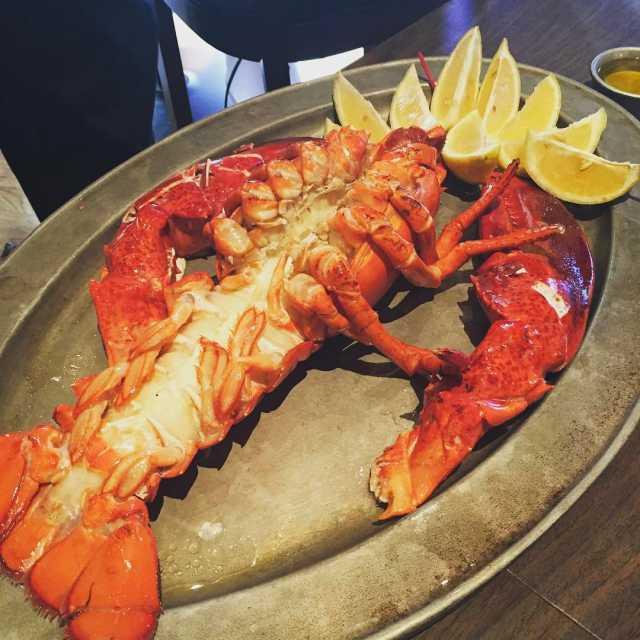 Tonight calls for lobster!  NewYorkPrime foodie seafood atlanta BocaRatonhellip