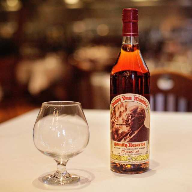 Attention Atlanta! Reservations for our PappyVanWinkle dinner are now availablehellip